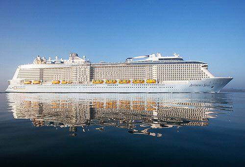 Photo miniature du Bateau de croisière Anthem of the Seas