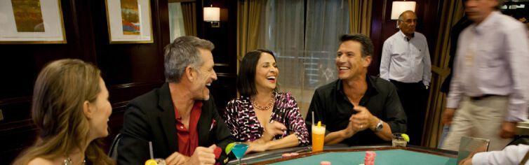 Casino du bateau de croisière Azamara Quest