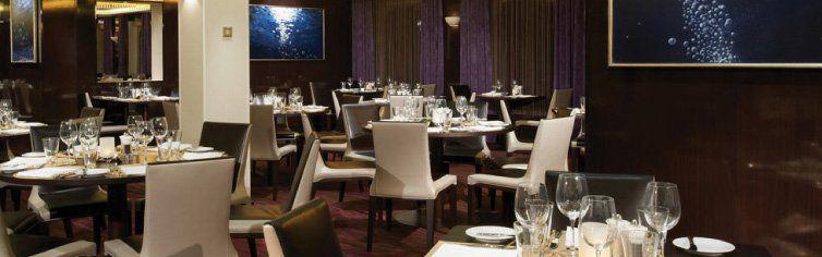 Restaurant du bateau de croisière Norwegian Breakaway