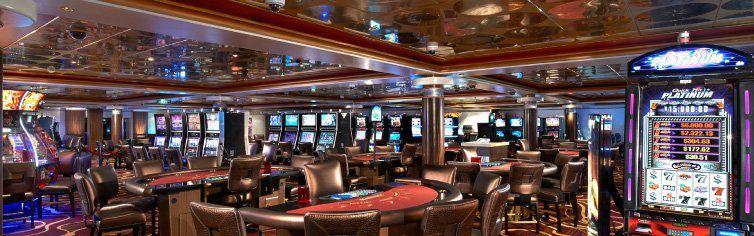 Casino du bateau de croisière Norwegian Star