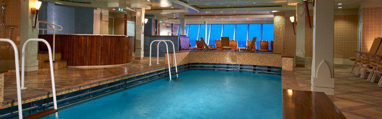 Spa du bateau de croisière Norwegian Star