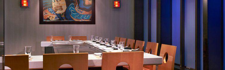 Restaurant Tempanyaki du bateau de croisière Norwegian Star
