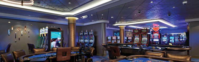Casino du bateau de croisière Norwegian Escape