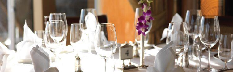 Restaurant du bateau de croisière Queen Victoria
