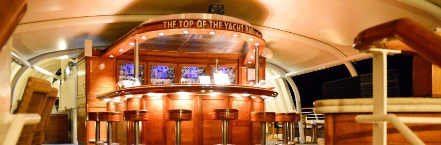 Bar du bateau de croisière SeaDream I