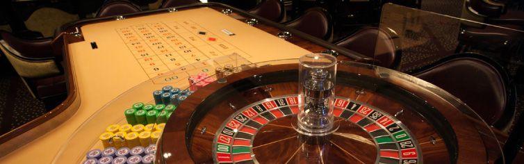 Casino du bateau de croisière Seabourn Encore