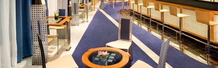 Bar du bateau de croisière MS Eurodam