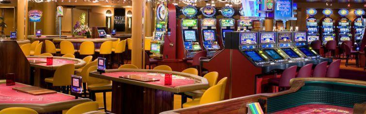 Casino du bateau de croisière MS Eurodam