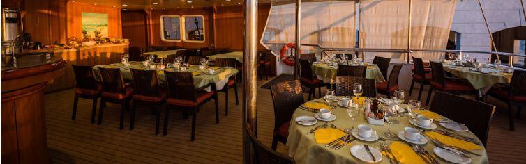 Restaurant M S Panorama II