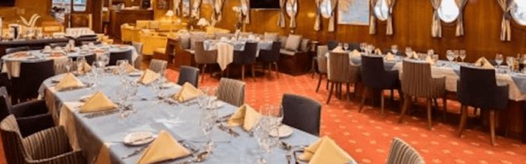 Restaurant M S Galileo