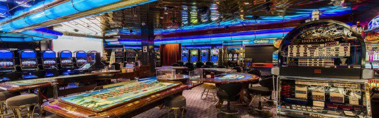 Casino du bateau de croisière Celestyal Olympia