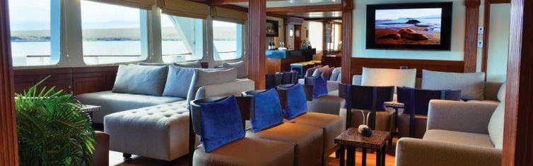 Lounge bar du bateau de croisière Celebrity Xperience