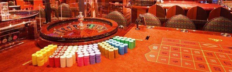 Casino du bateau de croisière Costa Pacifica
