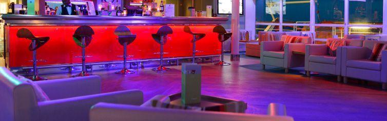 Bar du bateau de croisière Club Med 2