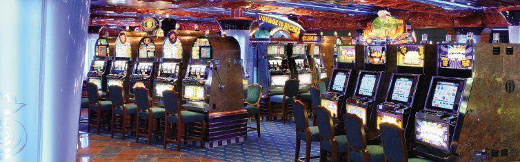 Casino du bateau de croisière Costa Fortuna