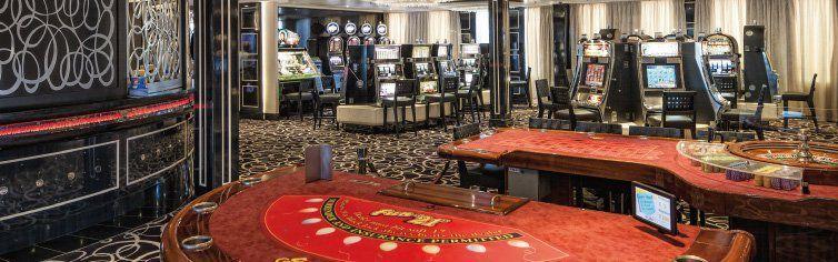 Casino du bateau de croisière Costa NeoRomantica