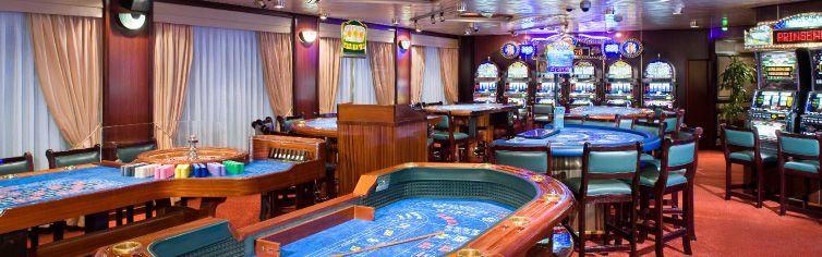 Casino du bateau de croisière MS Prinsendam