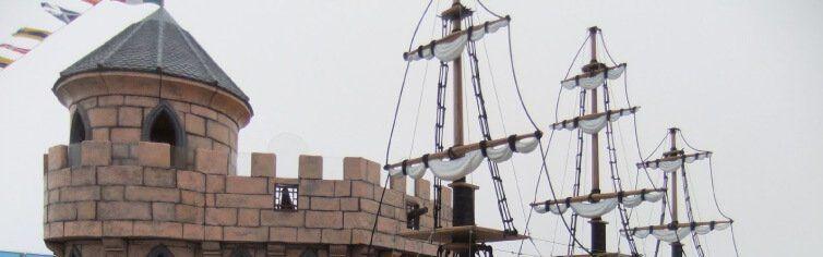 Club enfant du bateau de croisière Costa Diadema