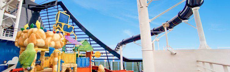 Club dédié aux enfants du bateau de croisière MSC Preziosa