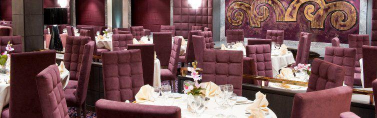 Restaurant bateau de croisière MSC Magnifica