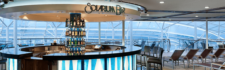 Bar Explorer of the Seas