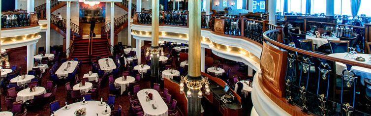 Restaurant du bateau de croisière Allure of the Seas