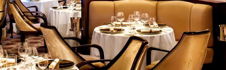 Restaurant Murano du bateau de croisière Celebrity Silhouette