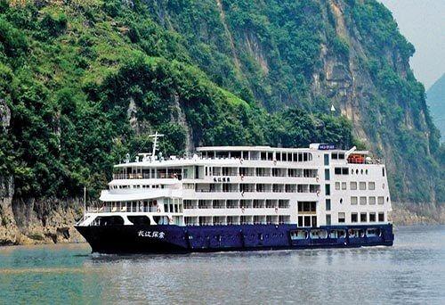 Yangzi explorer navire