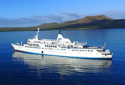 Photo miniature du Bateau de croisière MV Galapagos Legend