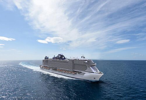 Mini photo du MSC Seashore