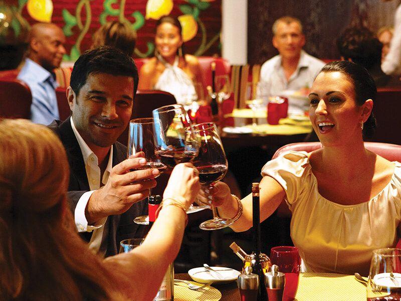 Tuscan Grill du bateau de croisière Celebrity Summit