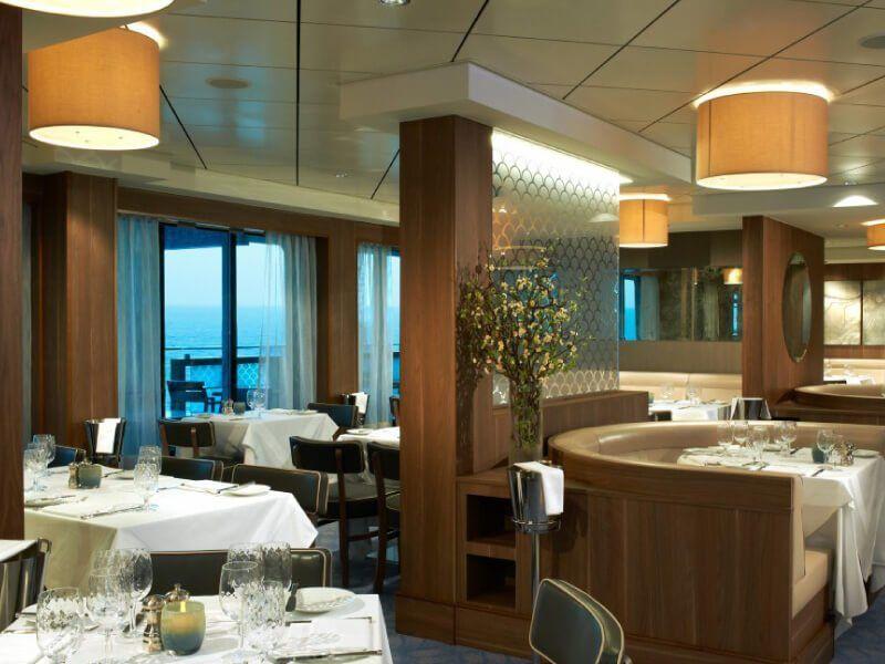 OceanBlue du bateau de croisière Norwegian Breakaway