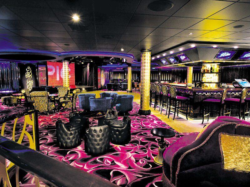Bliss Lounge  du bateau de croisière Norwegian Epic