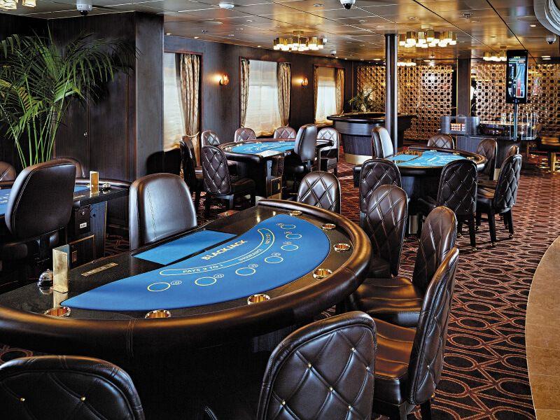 Casino du bateau de croisière Seven Seas Navigator