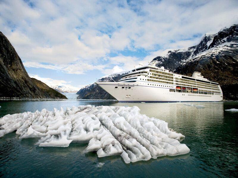 Croisière en Alaska à bord du Seven Seas Mariner