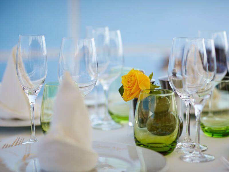 Restaurant De Sette du bateau de croisière Seven Seas Mariner