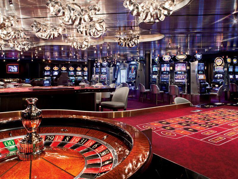 Casino du bateau de croisière MS Nieuw Amsterdam