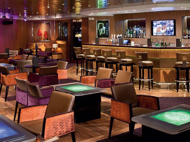 Mix Bar du bateau de croisière MS Rotterdam