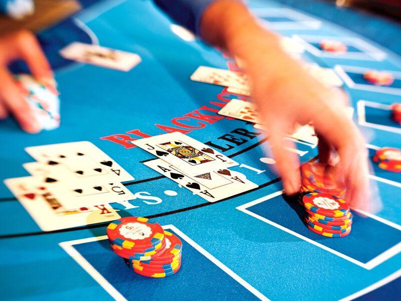 Casino du bateau de croisière MS Veendam