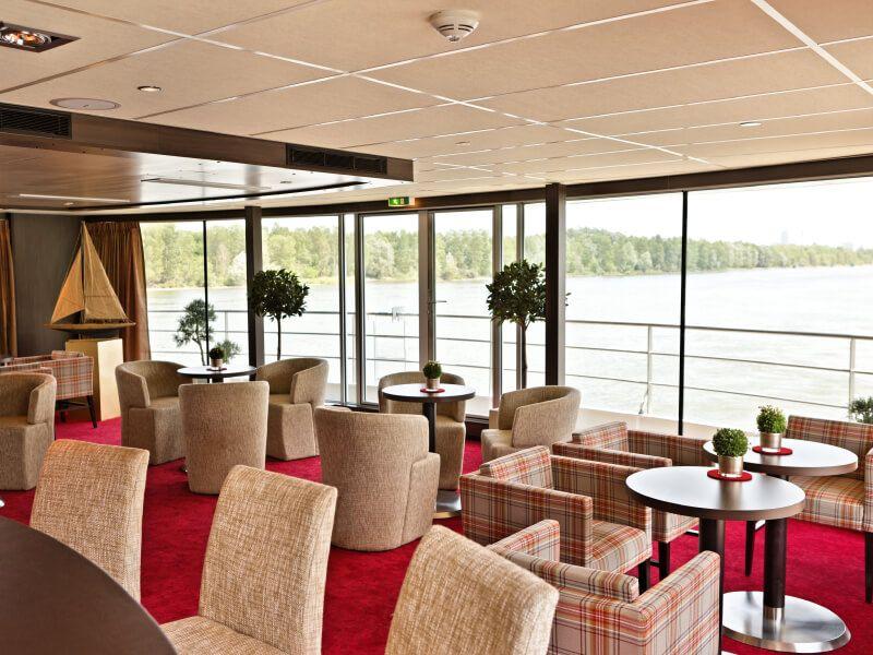 Amadeus club du bateau de croisière M/S Amadeus Brilliant
