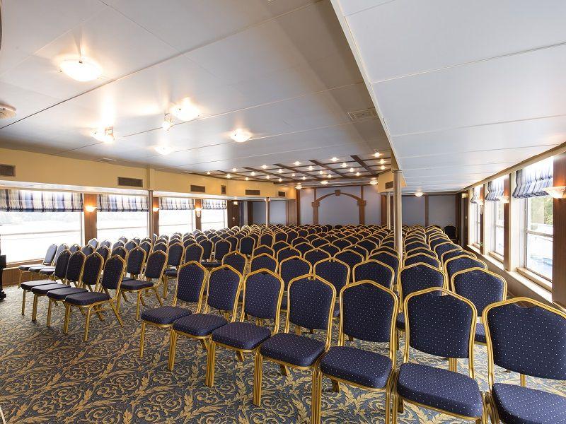 Salle de conférence du Ms Georgy Chicherin