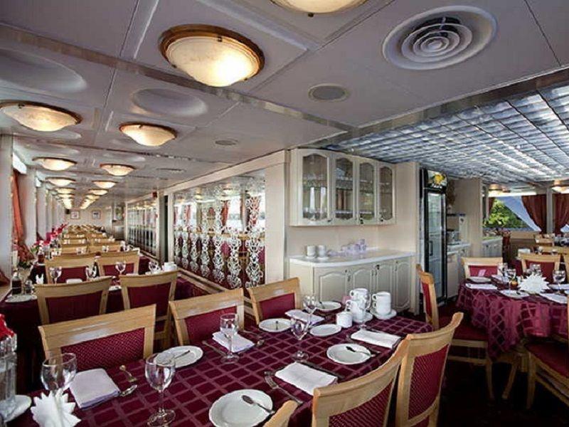 Restaurant Ms Lev Tolstoï