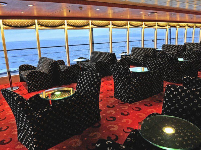 Club Pasha du bateau de croisière MSC Sinfonia