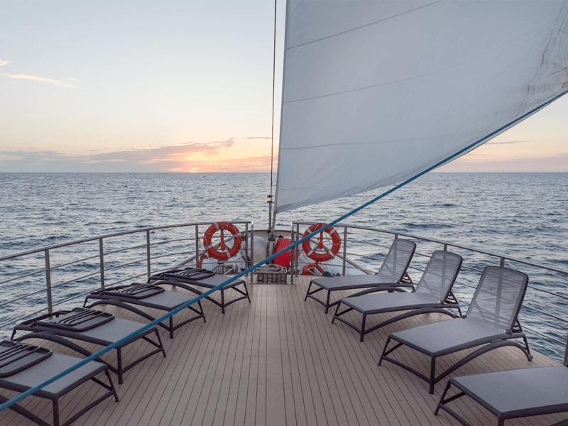 Vu soleil Bateau Panorama II Variety Cruises