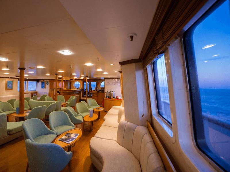 Espace Panorama II Variety Cruises