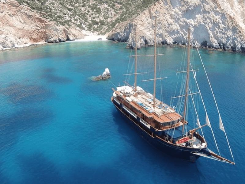 Bateau Galileo Variety Cruises
