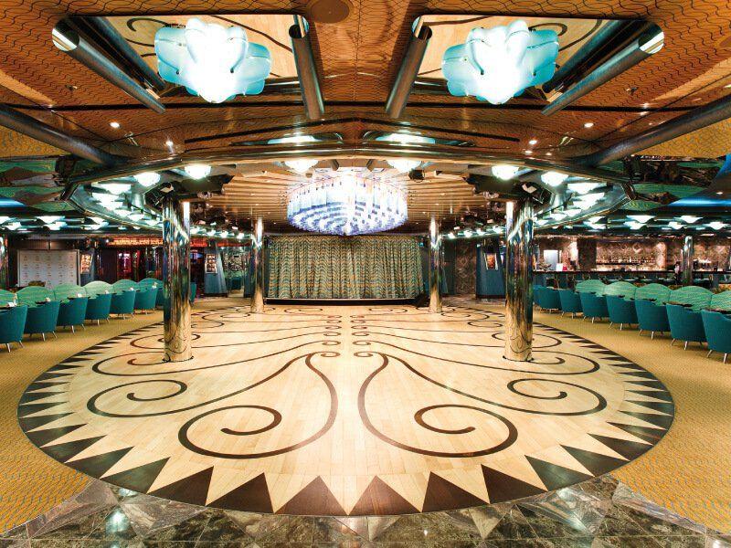 Bar Mirabilis du bateau de croisière Costa Deliziosa