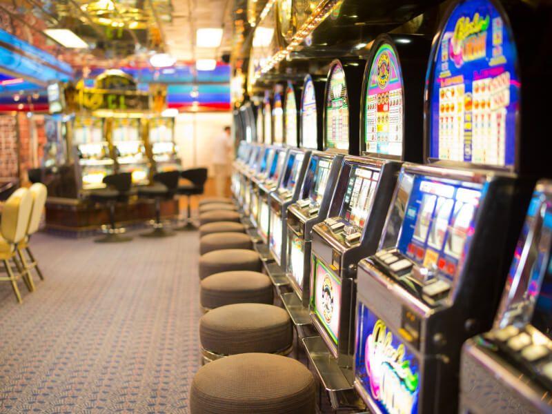 Casino du navire de croisière Celestyal Olympia