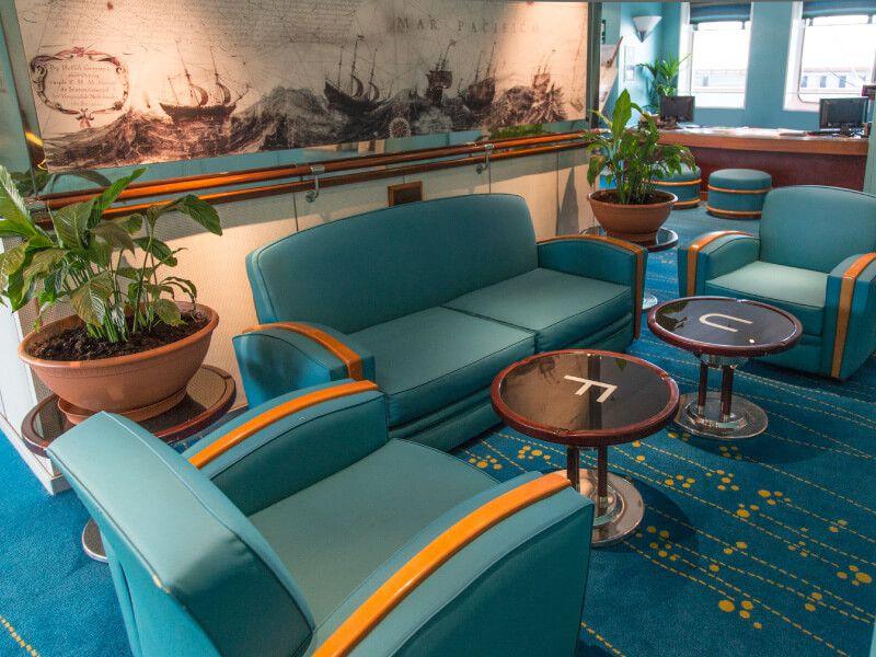 Salon du bateau de croisière Club Med 2