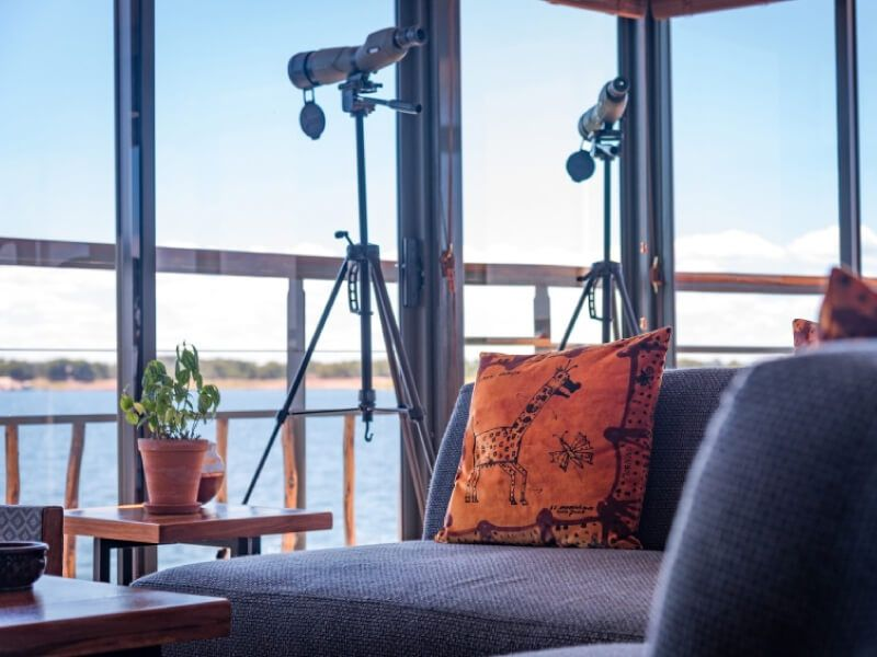 Salon du bateau RV African Dream